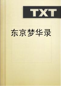 东京梦华录小说全本阅读