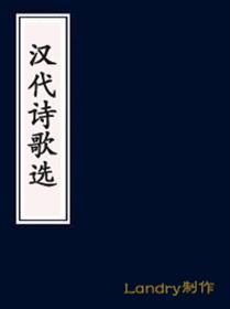 汉代<em>诗歌</em>(共四卷)小说全本阅读