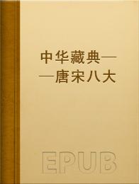 中華藏典——唐宋八大家:第四卷小說全本閱讀
