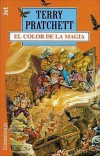 El Color De La Magia小说全本阅读