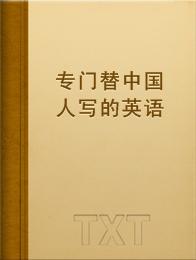 专门替中国人写的英语文法小说全本阅读