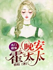 名门婚宠:晚安,霍太太小说全本阅读